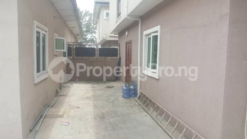 1 bedroom mini flat  Self Contain Flat / Apartment for rent No Sobo Siffre Rd  Mende Maryland Lagos - 4
