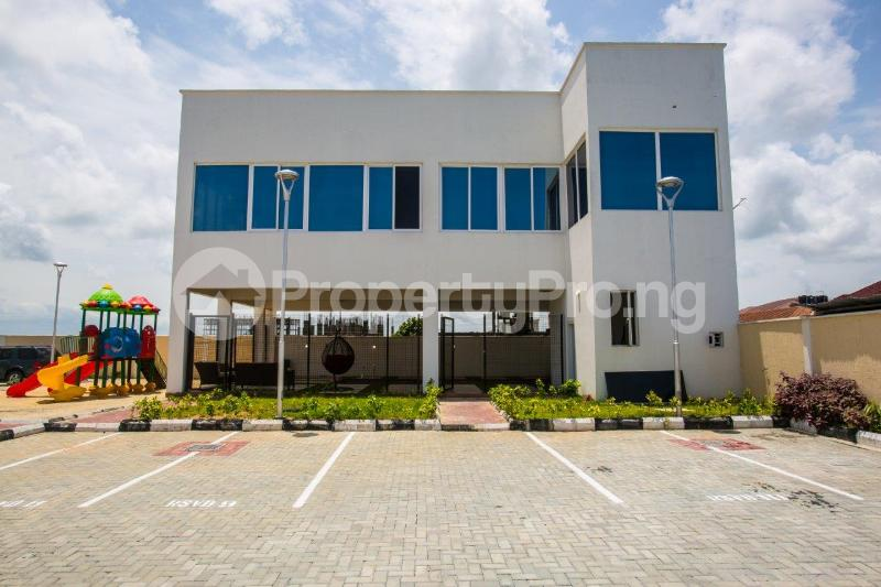 4 bedroom Terraced Duplex House for sale Orchid Road, By Second Lekki Toll Gate, Lekki Phase 1 Lekki. chevron Lekki Lagos - 4
