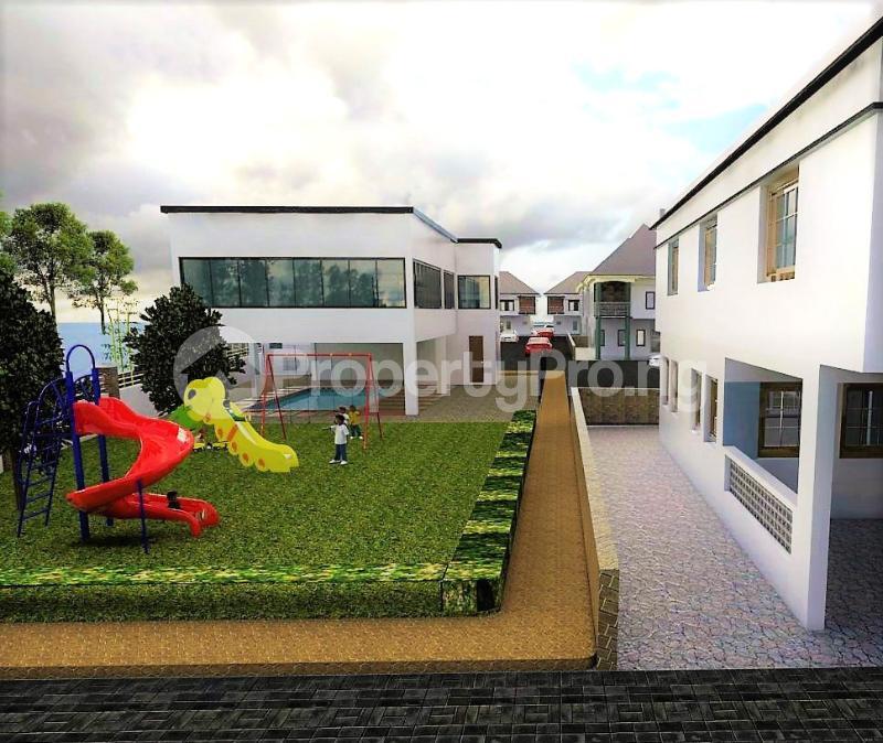 4 bedroom Terraced Duplex House for sale Orchid Road, By Second Lekki Toll Gate, Lekki Phase 1 Lekki. chevron Lekki Lagos - 6