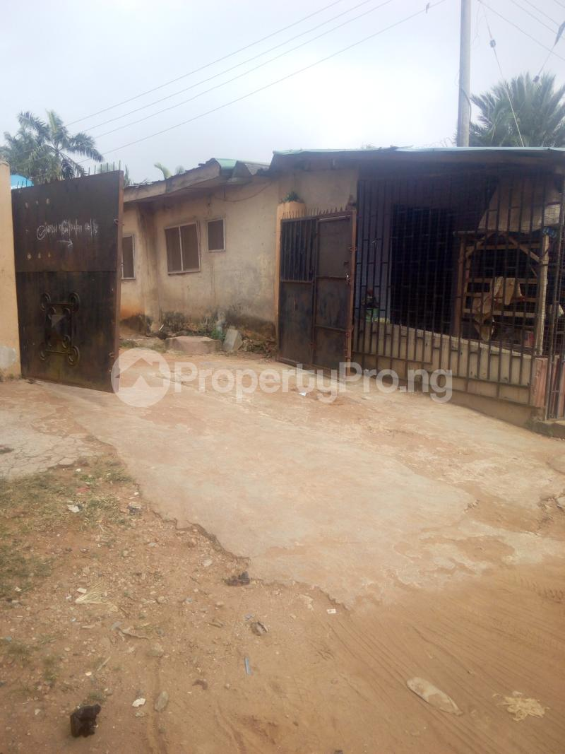 Blocks of Flats House for sale In a good location at Gowon Estate Egbeda Lagos State Egbeda Alimosho Lagos - 2