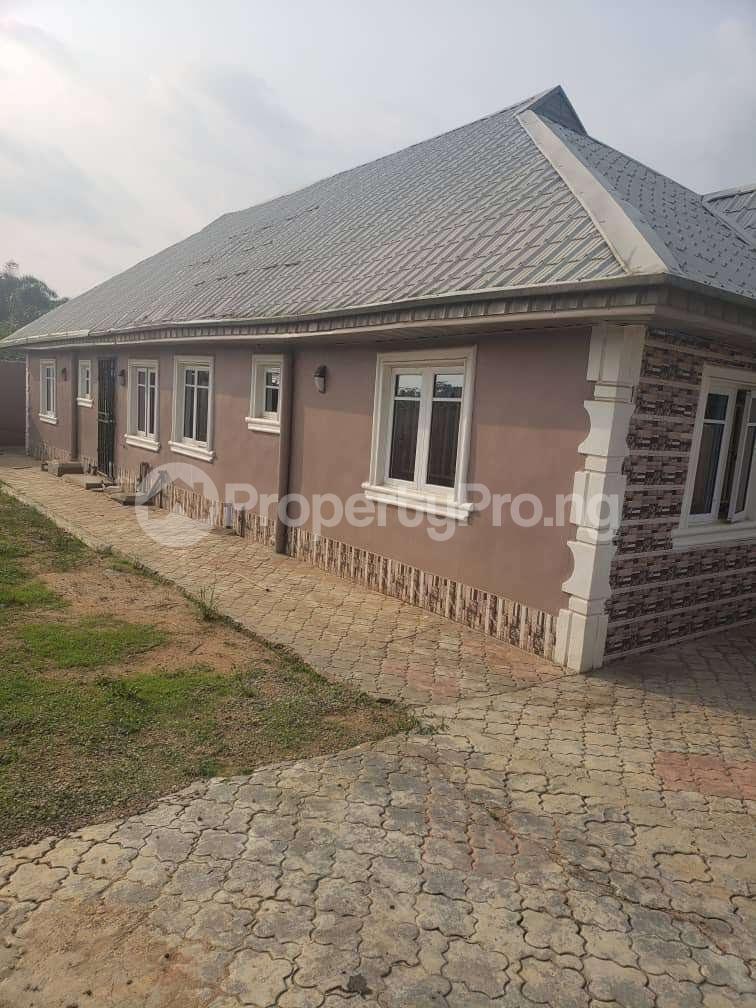 3 bedroom Detached Bungalow House for sale Magboro Magboro Obafemi Owode Ogun - 1