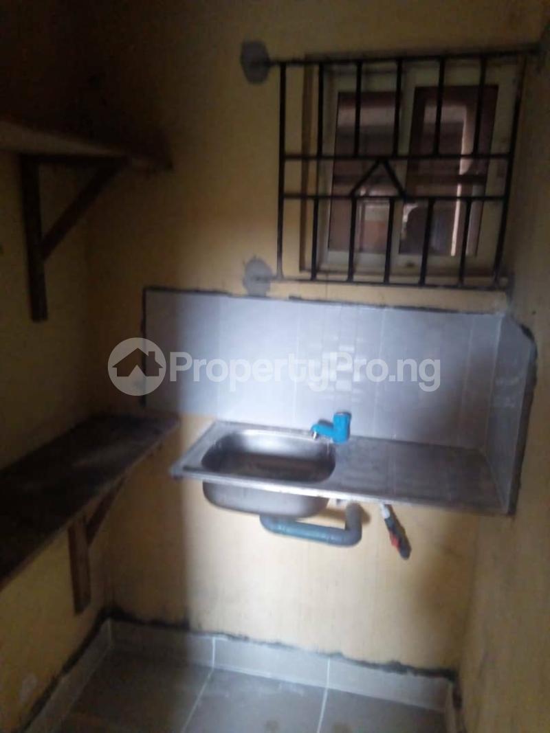 1 bedroom mini flat  Mini flat Flat / Apartment for rent Shomolu Shomolu Lagos - 1