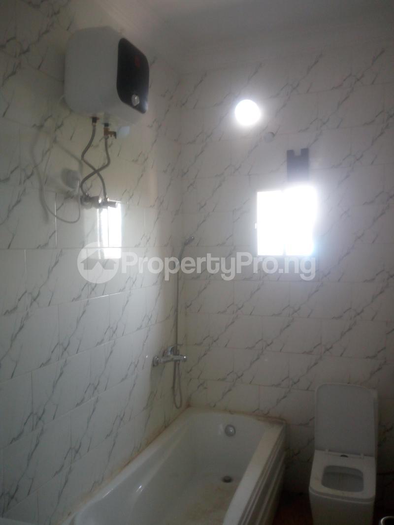1 bedroom mini flat  Blocks of Flats House for rent Jahi by Navals quarters Jahi Abuja - 4