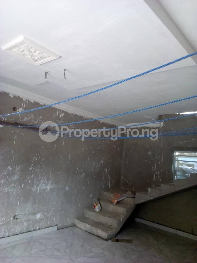 2 bedroom Semi Detached Duplex House for rent Off Olaniyi Street  Abule Egba Lagos - 2