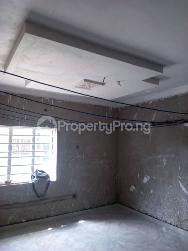 2 bedroom Semi Detached Duplex House for rent Off Olaniyi Street  Abule Egba Lagos - 1