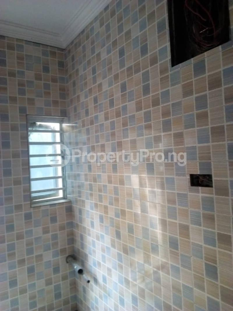 2 bedroom Semi Detached Duplex House for rent Off Olaniyi Street  Abule Egba Lagos - 5