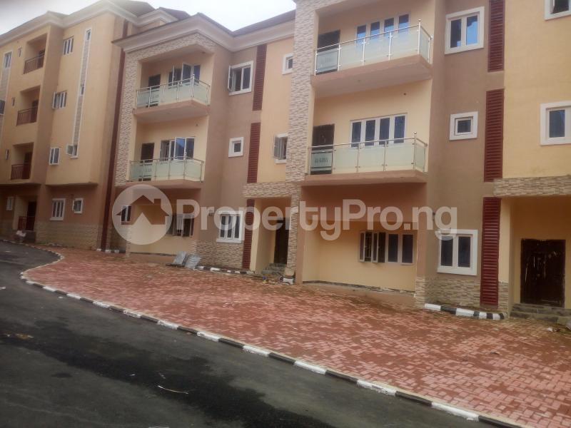 2 bedroom Blocks of Flats House for rent Wuye by family worship Wuye Abuja - 0