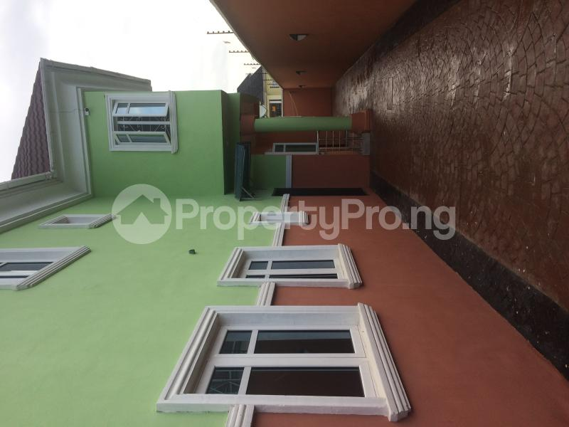 3 bedroom Flat / Apartment for rent K farm Estate  Iju Lagos - 6
