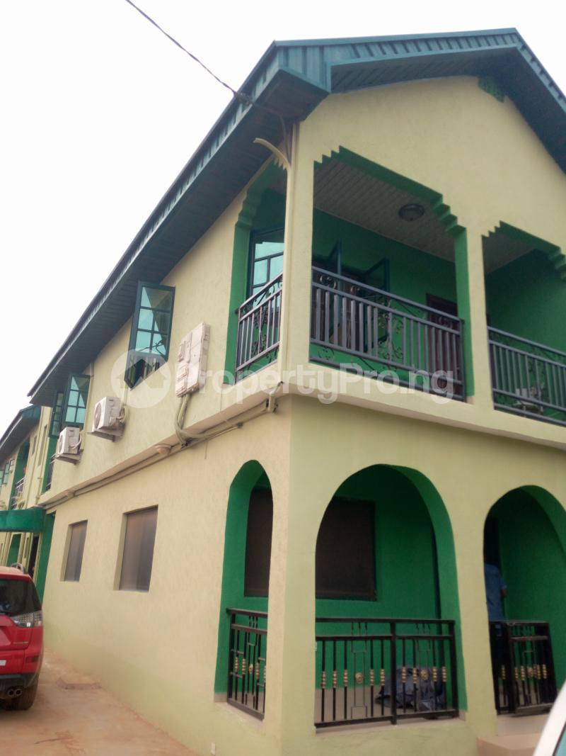 3 bedroom Blocks of Flats House for rent ITSEKIRI street Ishaga Ajuwon Iju Lagos - 0