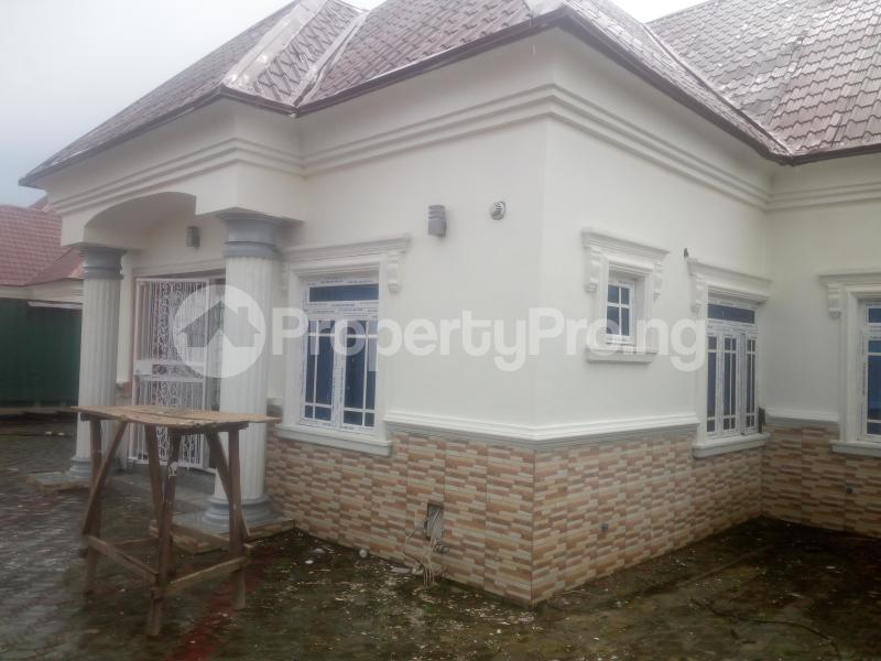 3 bedroom Semi Detached Bungalow House for rent Hossana Estate Lugbe Abuja - 0