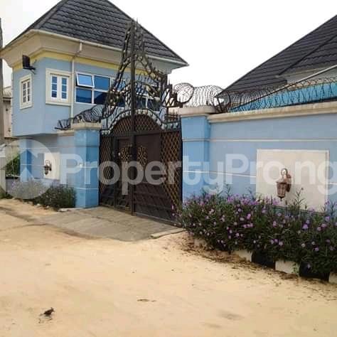 4 bedroom Detached Bungalow House for sale Okwokoko; near FUPRE (Federal University of Petroleum Resources, Effurun, Warri Delta - 0