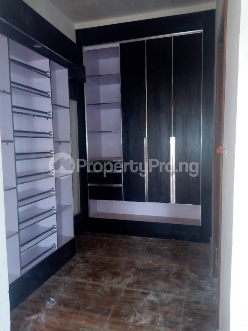 4 bedroom Detached Duplex House for sale A Newly built 4 bedroom duplex ensuit at fidelity estate GRA Enugu Enugu Enugu - 4