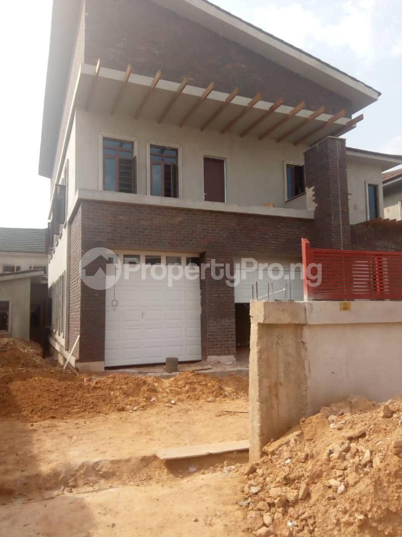 4 bedroom Detached Duplex House for sale A Newly built 4 bedroom duplex ensuit at fidelity estate GRA Enugu Enugu Enugu - 0