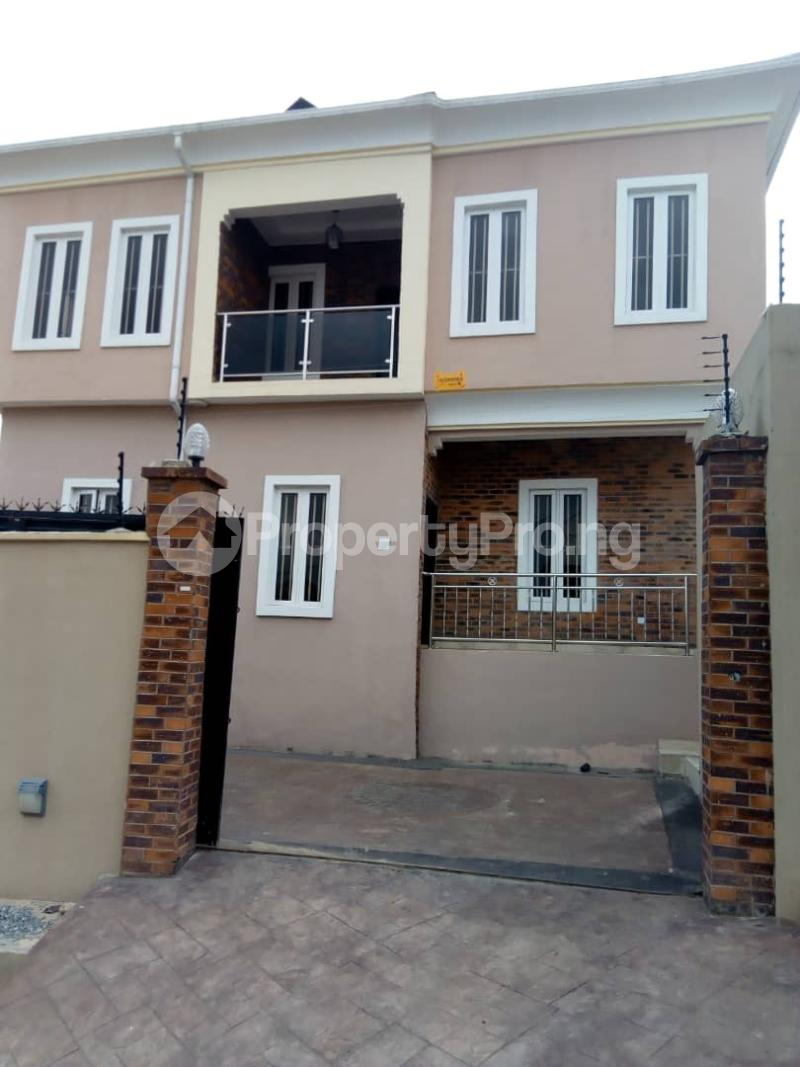 4 bedroom Detached Duplex House for sale Shangisha Kosofe/Ikosi Lagos - 1