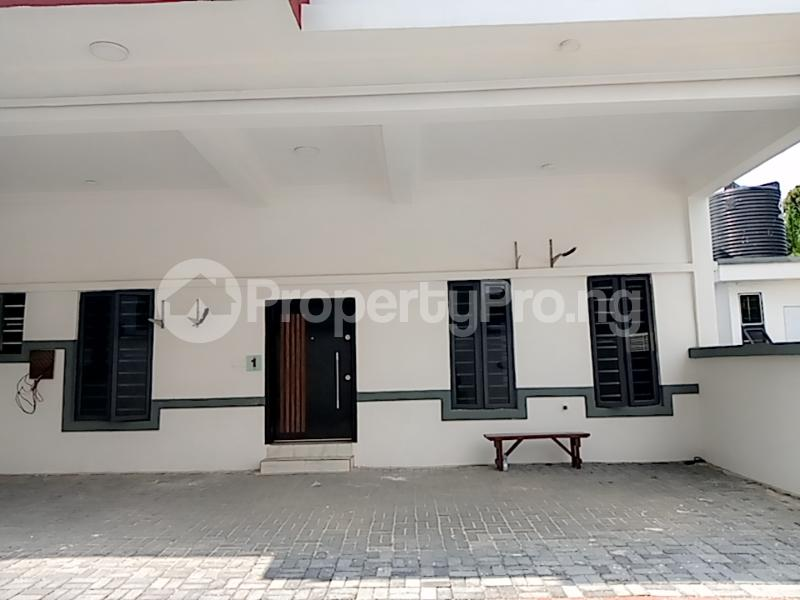 4 bedroom Terraced Duplex House for rent Chevron chevron Lekki Lagos - 8