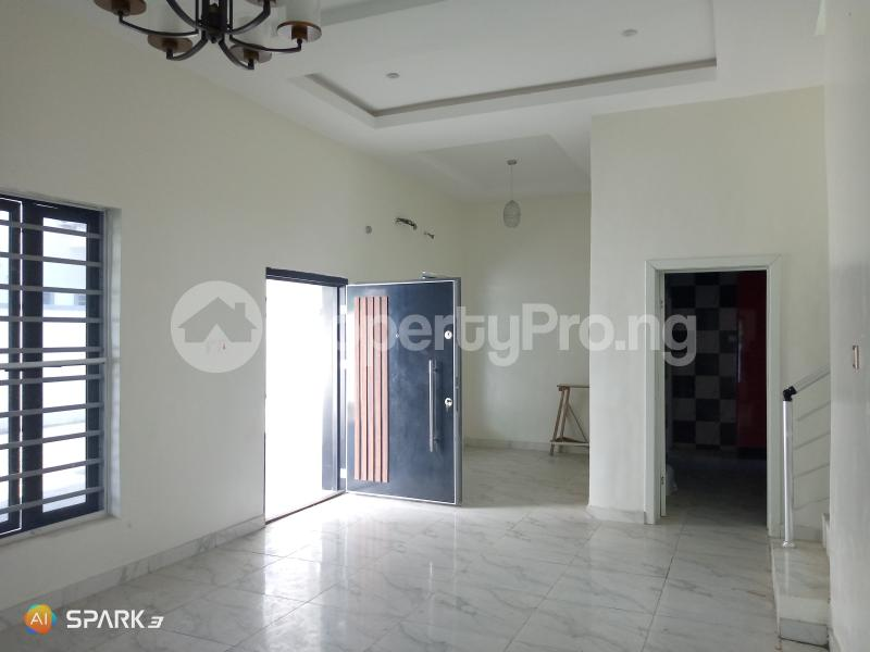 4 bedroom Terraced Duplex House for rent Chevron chevron Lekki Lagos - 11