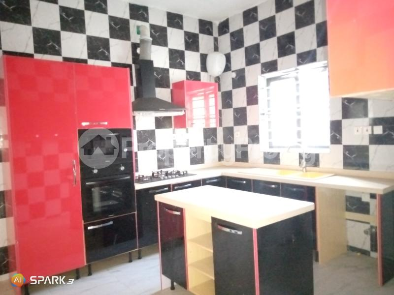 4 bedroom Terraced Duplex House for rent Chevron chevron Lekki Lagos - 7