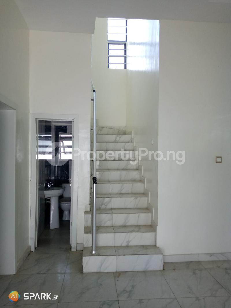 4 bedroom Terraced Duplex House for rent Chevron chevron Lekki Lagos - 12