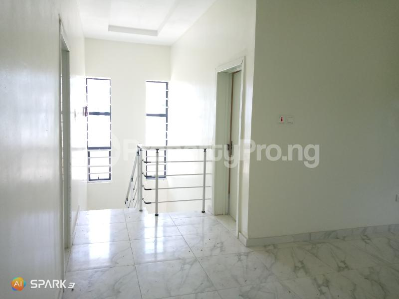 4 bedroom Terraced Duplex House for rent Chevron chevron Lekki Lagos - 4