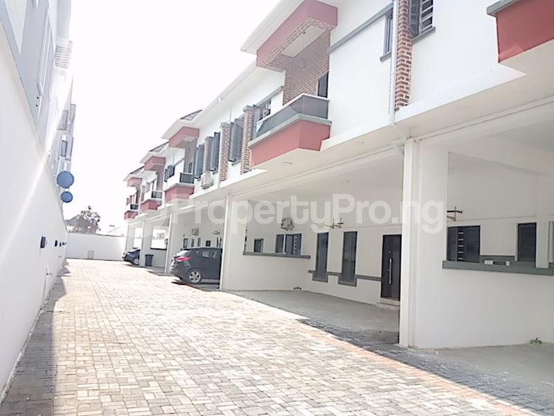 4 bedroom Terraced Duplex House for rent Chevron chevron Lekki Lagos - 5