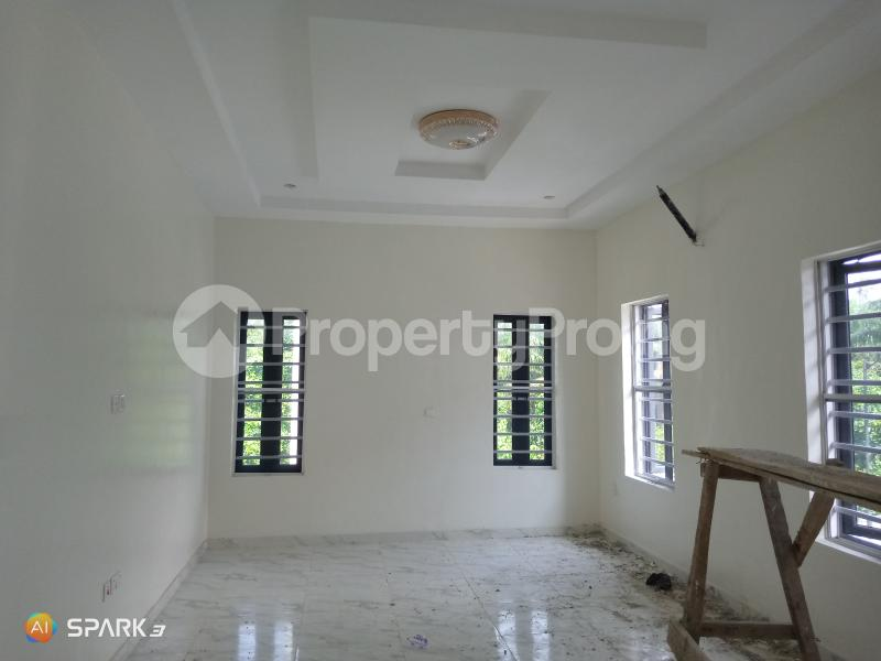 4 bedroom Terraced Duplex House for rent Chevron chevron Lekki Lagos - 2