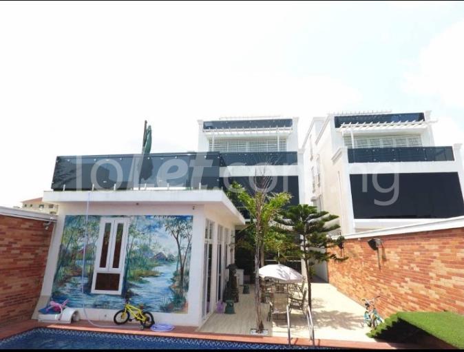 5 bedroom House for sale Banana highland ikoyi Lagos  Banana Island Ikoyi Lagos - 1