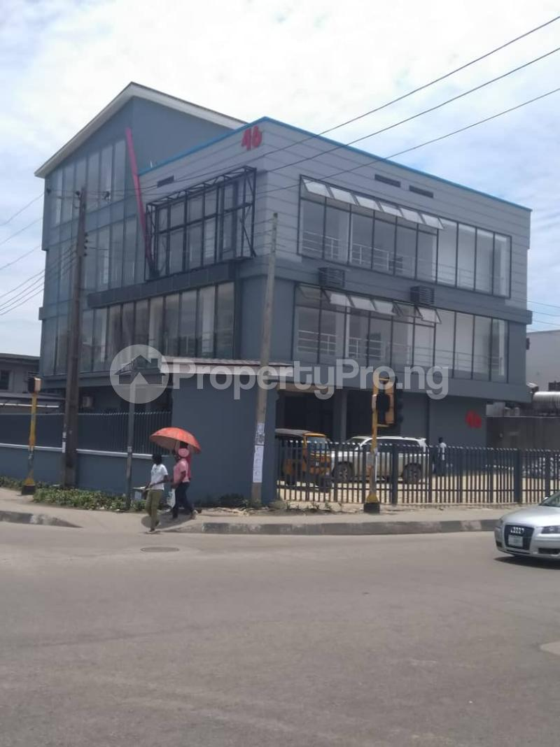 Office Space Commercial Property for sale On Bode Thomas  Bode Thomas Surulere Lagos - 1