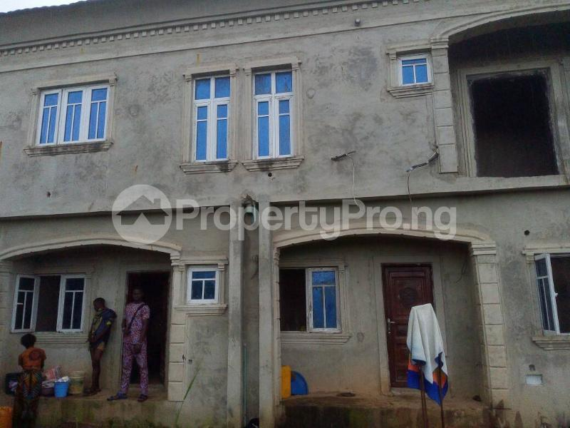 Blocks of Flats House for sale Bucknor, behind Jakande Estate Isheri Bucknor Isolo Lagos - 4