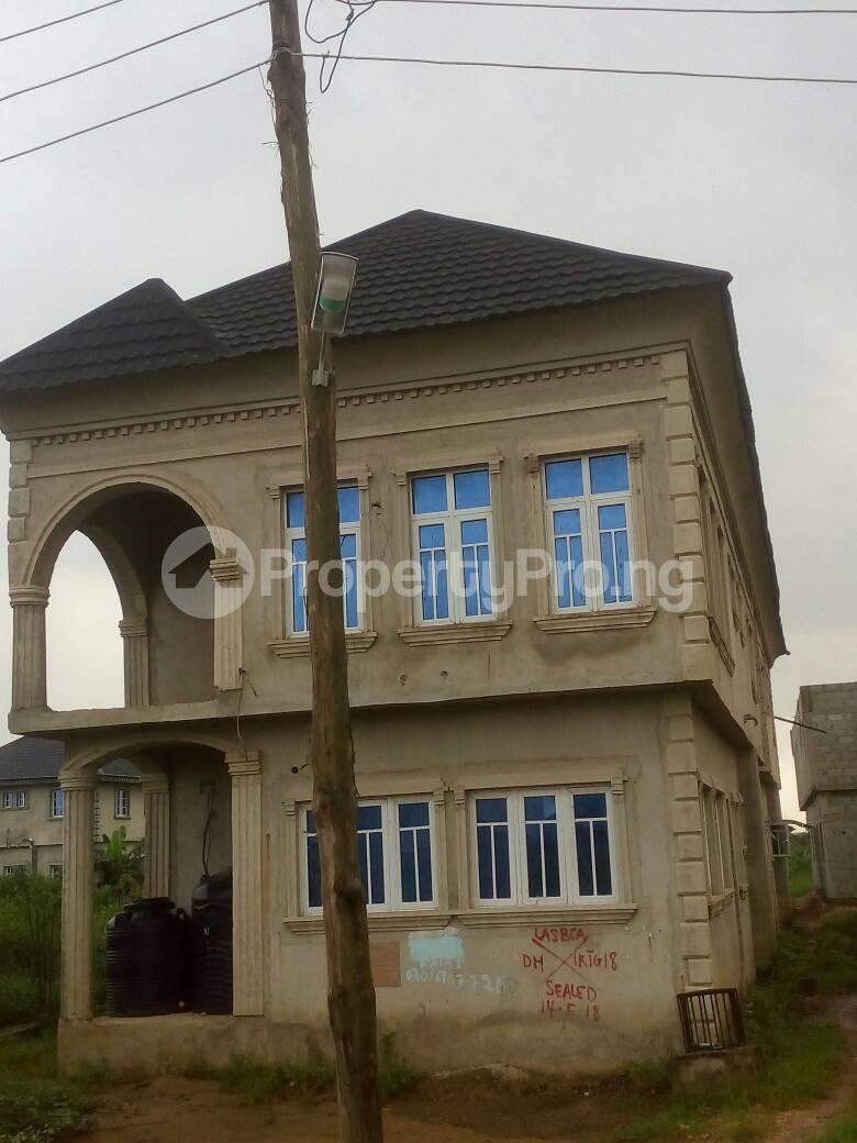 Blocks of Flats House for sale Bucknor, behind Jakande Estate Isheri Bucknor Isolo Lagos - 3