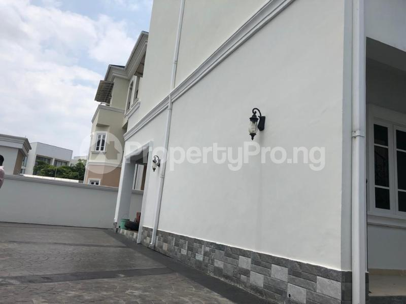 5 bedroom Terraced Duplex House for rent Banana Island Ikoyi Lagos - 7