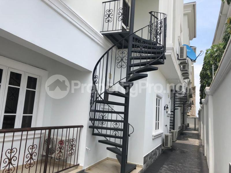 5 bedroom Terraced Duplex House for rent Banana Island Ikoyi Lagos - 8
