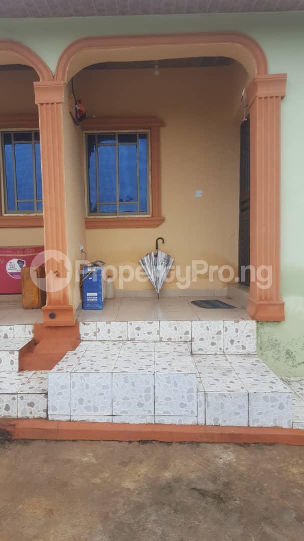 1 bedroom mini flat  Self Contain Flat / Apartment for rent Behind 1st Laurel Hotel Soka Ibadan Oyo - 0