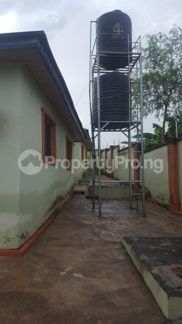 1 bedroom mini flat  Self Contain Flat / Apartment for rent Behind 1st Laurel Hotel Soka Ibadan Oyo - 1