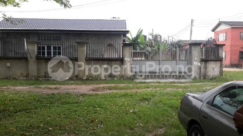 2 bedroom Detached Bungalow House for sale Steel Town 1(Township) DSC Housing Complex, Ovwian Aladja, Warri Udu Delta - 0