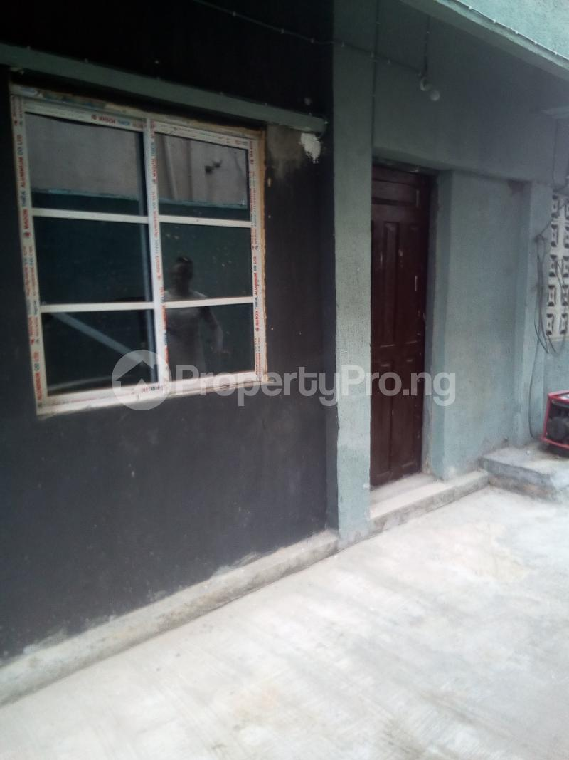 1 bedroom mini flat  Mini flat Flat / Apartment for rent Holy Saviour Osolo way Isolo Lagos - 0