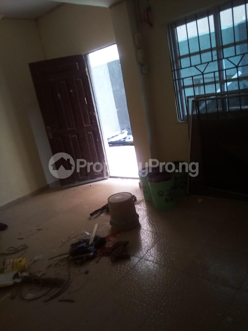 1 bedroom mini flat  Mini flat Flat / Apartment for rent Holy Saviour Osolo way Isolo Lagos - 1