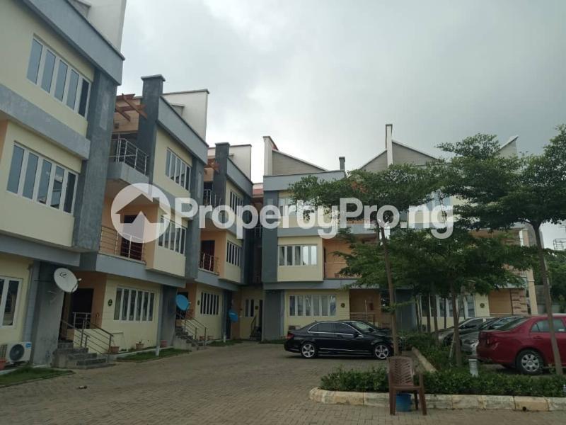 4 bedroom Terraced Duplex House for sale Guzape Abuja - 15