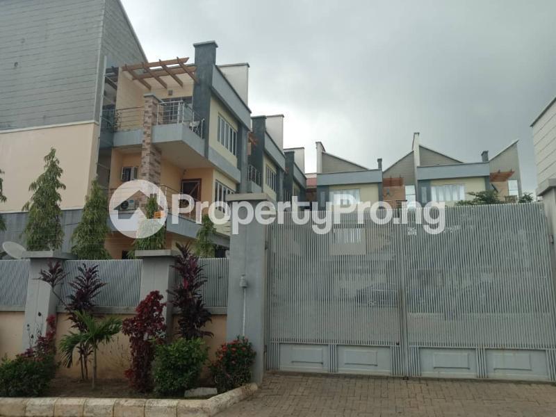4 bedroom Terraced Duplex House for sale Guzape Abuja - 0