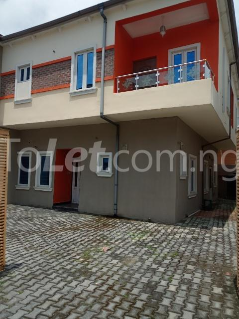 4 bedroom Semi Detached Duplex House for rent Ologolo Ologolo Lekki Lagos - 0