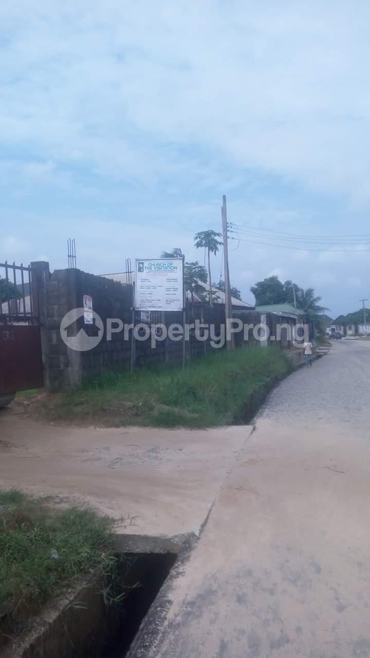 Land for sale Catholic Road Atali Port Harcourt Rivers - 0
