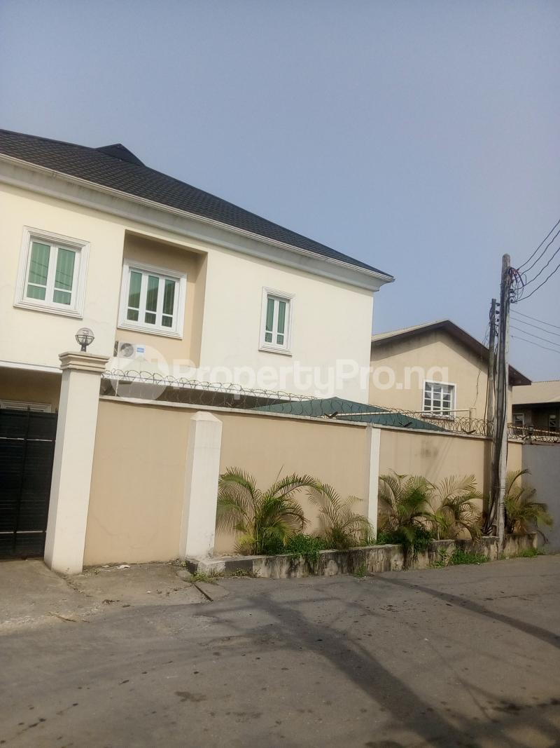 4 bedroom Detached Duplex House for sale . LSDPC Maryland Estate Maryland Lagos - 7