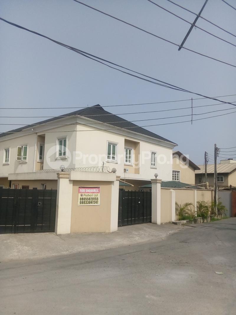 4 bedroom Detached Duplex House for sale . LSDPC Maryland Estate Maryland Lagos - 2
