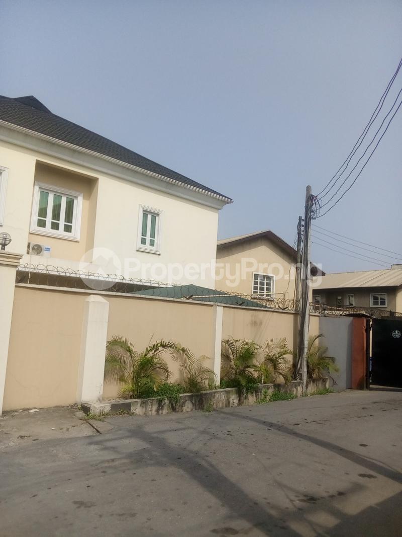 4 bedroom Detached Duplex House for sale . LSDPC Maryland Estate Maryland Lagos - 4