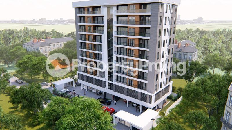 4 bedroom Flat / Apartment for sale Olosa Street, By EKO HOTEL & SUITES Ademola Adetokunbo Victoria Island Lagos - 5