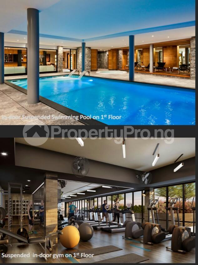 4 bedroom Flat / Apartment for sale Olosa Street, By EKO HOTEL & SUITES Ademola Adetokunbo Victoria Island Lagos - 7