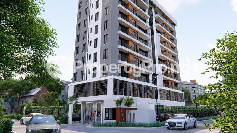 4 bedroom Flat / Apartment for sale Olosa Street, By EKO HOTEL & SUITES Ademola Adetokunbo Victoria Island Lagos - 1