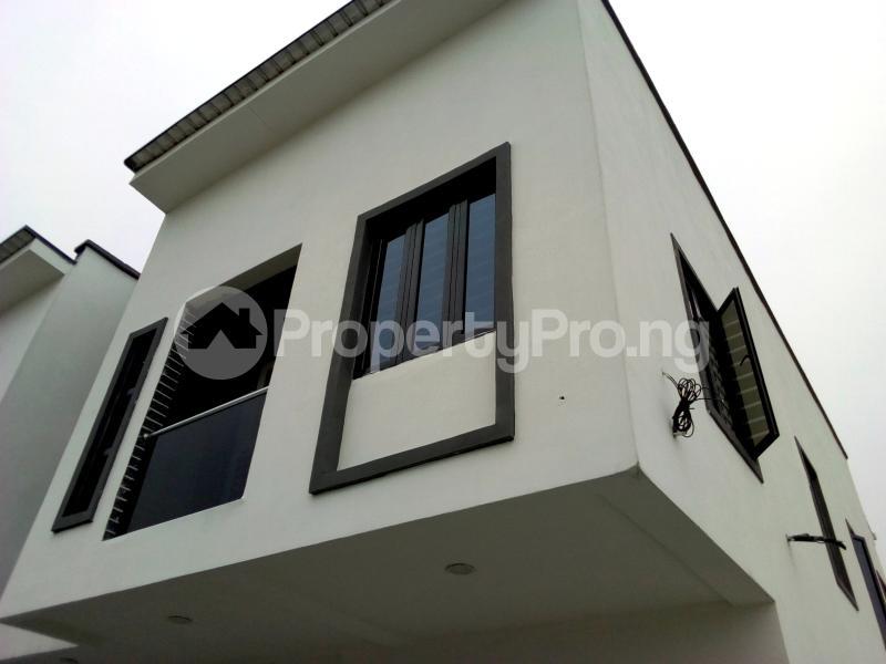 4 bedroom Semi Detached Duplex House for sale Chevron Axis Lekki Phase 2 Lekki Lagos - 2