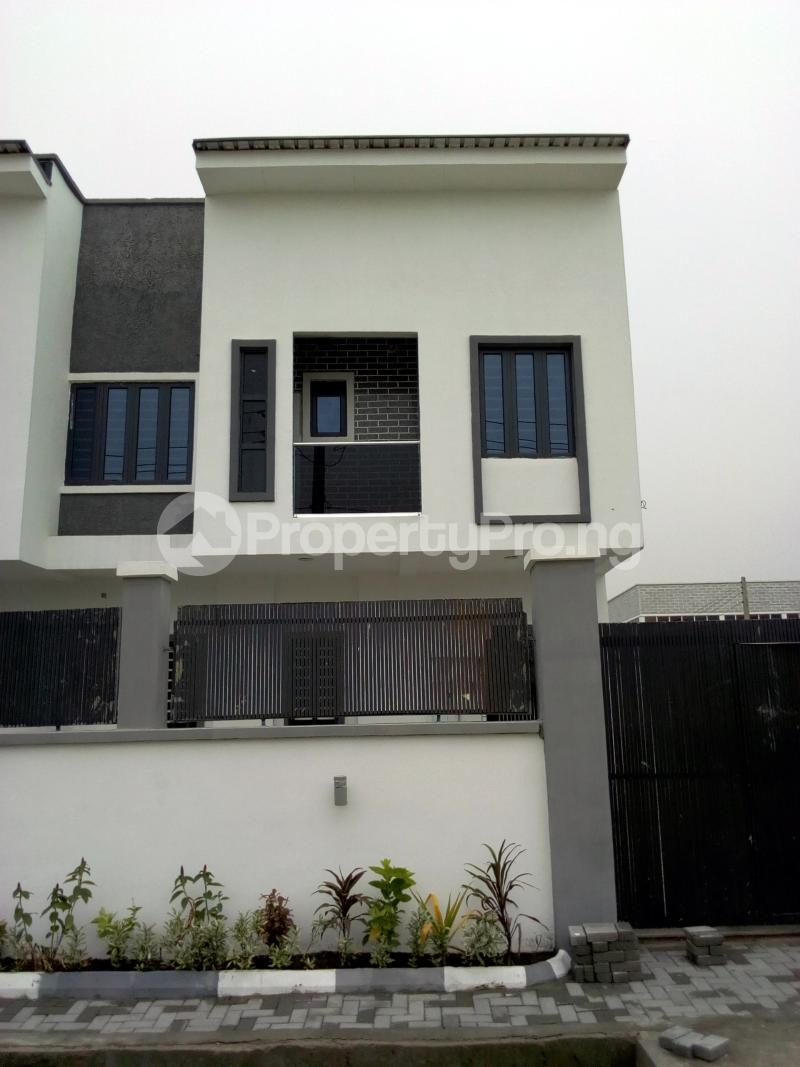 4 bedroom Semi Detached Duplex House for sale Chevron Axis Lekki Phase 2 Lekki Lagos - 0