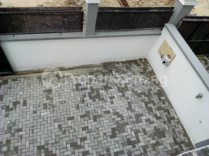4 bedroom Semi Detached Duplex House for sale Chevron Axis Lekki Phase 2 Lekki Lagos - 21