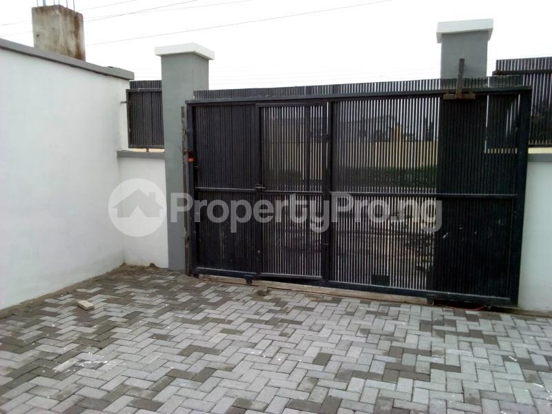 4 bedroom Semi Detached Duplex House for sale Chevron Axis Lekki Phase 2 Lekki Lagos - 37